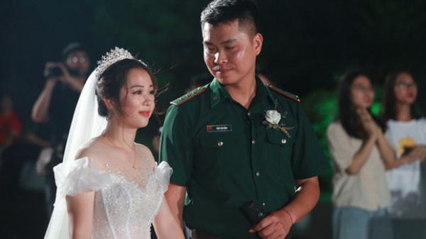 Đám cưới đặc biệt của người chiến sĩ biên phòng Lào Cai và cô giáo mầm non sau khi phải hoãn vì chú rể nhận nhiệm vụ tại tuyến đầu chống dịch Covid-19