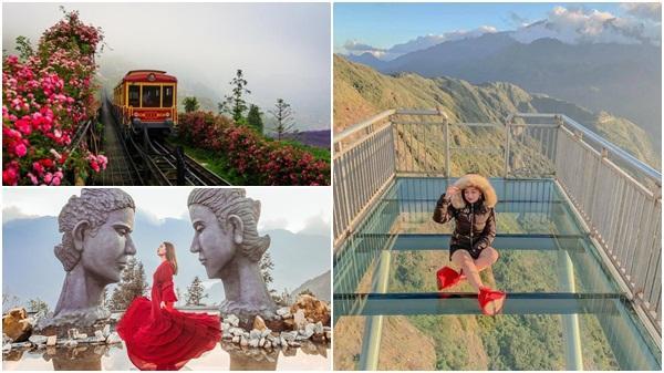 Lâu chưa đến Sa Pa, bạn đã biết những điểm du lịch mới đang gây sốt rần rần ở đây chưa?
