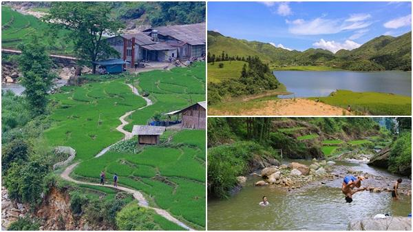 Lào Cai: Trải nghiệm mùa hè ở thung lũng Tả Van - Lao Chải