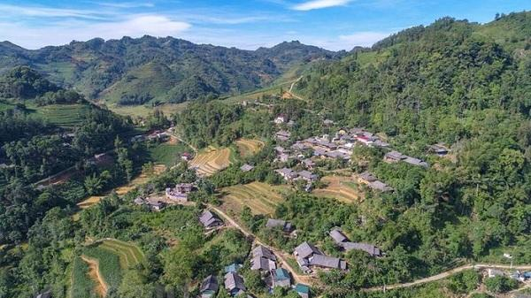 Lào Cai: Sửng sốt trước vẻ đẹp hùng vĩ của thiên nhiên huyện miền núi Bắc Hà