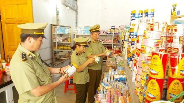 Lào Cai ra quân mở đợt cao điểm chống buôn lậu, gian lận thương mại và hàng giả