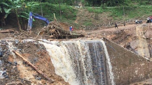 Mưa lớn diện rộng sắp trút xuống Lào Cai