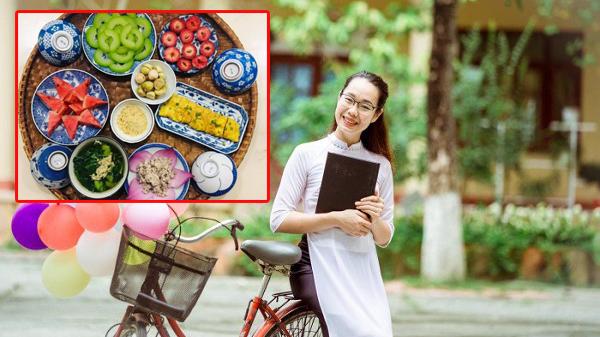 Cô giáo Lào Cai ngày nào cũng nấu cơm cho 3 người ăn, ngon đến nỗi không thừa một miếng