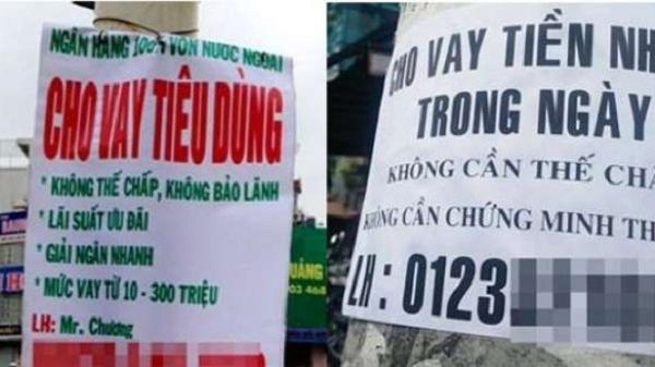 Thanh niên Lào Cai cho vay nặng lãi, bị phạt 100 triệu đồng