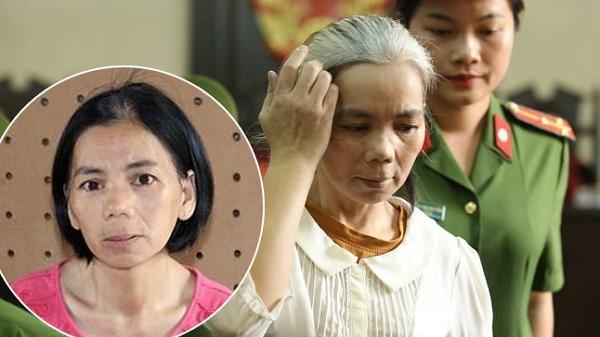 Bùi Thị Kim Thu mang diện mạo khác lạ, tóc bạc trắng như già đi mấy tuổi sau thời gian tạm giam chờ xử phúc thẩm