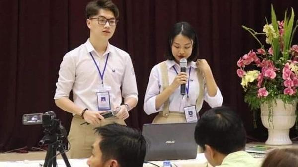 Học sinh lớp 12 đầu tiên của Trường THPT số 1 thành phố Lào Cai được kết nạp Đảng