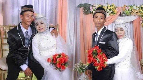 Sau 1 năm làm mẹ nuôi, phụ nữ 65 tuổi lấy thanh niên 24 tuổi làm chồng