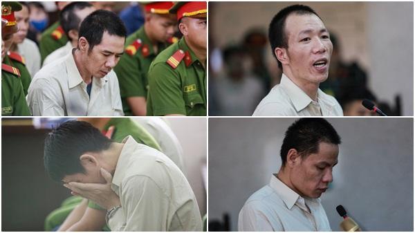 Cảm xúc trái ngược ở phiên xử nhóm sát hại nữ sinh giao gà ở Điện Biên