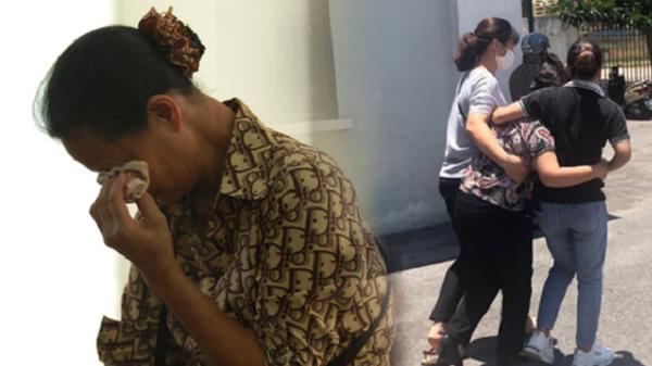 Nỗi đau 2 người mẹ trong phiên xử đầu độc trà sữa: Người khóc nghẹn vì con chết oan, người ngã quỵ khi con nhận bản án tử hình