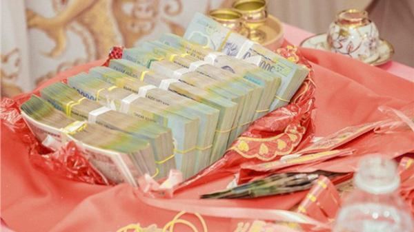 Từ 1/9, đưa ra yêu sách hay thách cưới quá cao sẽ có thể bị phạt đến 5 triệu đồng