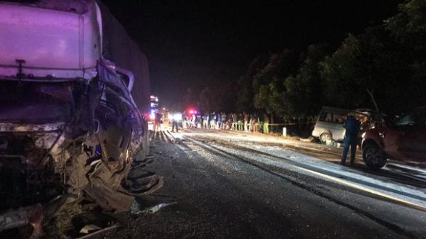 Danh tính 15 người thương vong trong vụ tai nạn kinh hoàng, trong đó có nhiều trẻ em