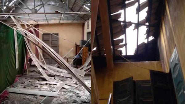 Trong hơn 24h, Tây Bắc liên tiếp hứng 11 trận động đất, khiến nhà ở Hà Nội rung lắc