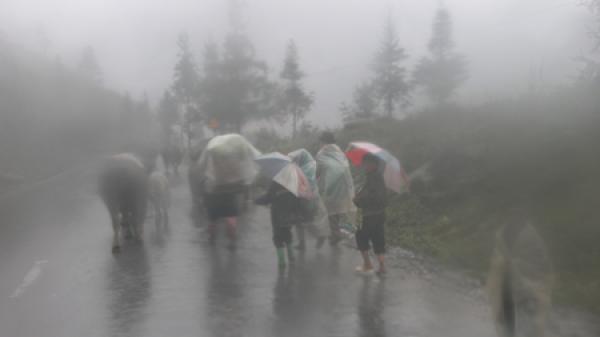 Lào Cai: Không khí lạnh tăng cường từ chiều 4/11