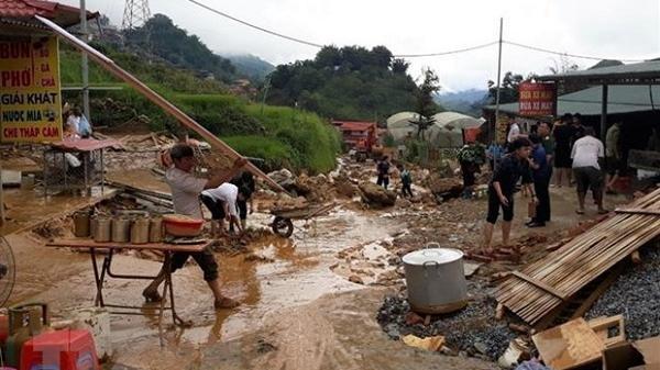 Lào Cai: Đất sạt lở đổ ập vào lán, cặp vợ chồng tử vong thương tâm