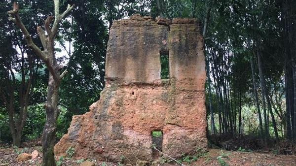 Lào Cai: Phế tích Đồn Trấn Hà được xếp hạng di tích lịch sử