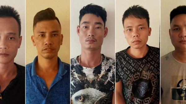 Lào Cai: Triệt phá băng nhóm giết người, thu 7 khẩu súng, 105 viên đạn các loại