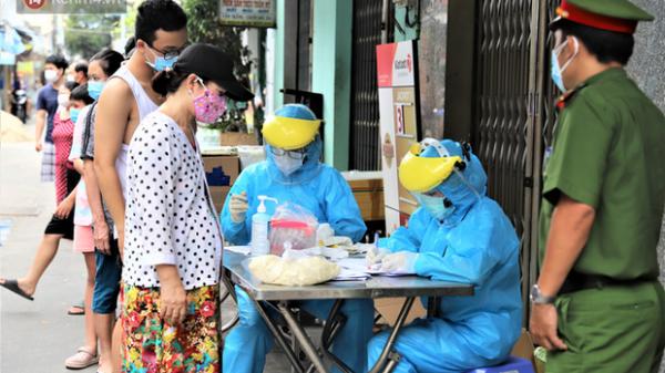 3 ca Covid-19 mới ở Quảng Nam: Sống chung 1 nhà, không có triệu chứng ho, sốt và có người làm công ty may