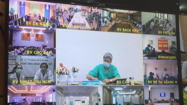 7 bệnh nhân Covid-19 đang trong tình trạng nguy kịch