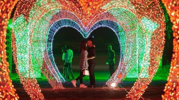 Lào Cai ơi, lần đầu tiên diễn ra Lễ hội TÌNH YÊU VÀ ÂM NHẠC với thiên đường ánh sáng lung linh