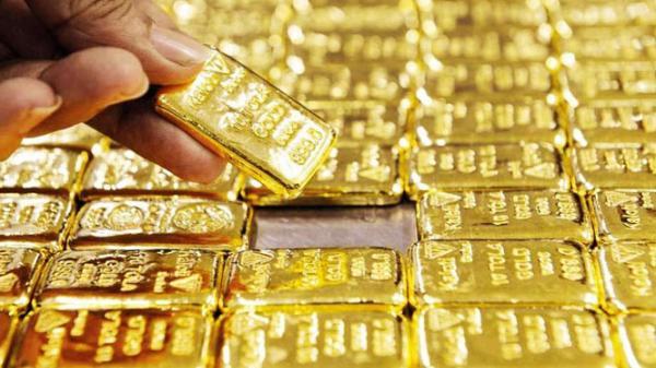Giá vàng vượt mốc 55 triệu đồng/lượng, lên cao nhất gần 2 tuần qua