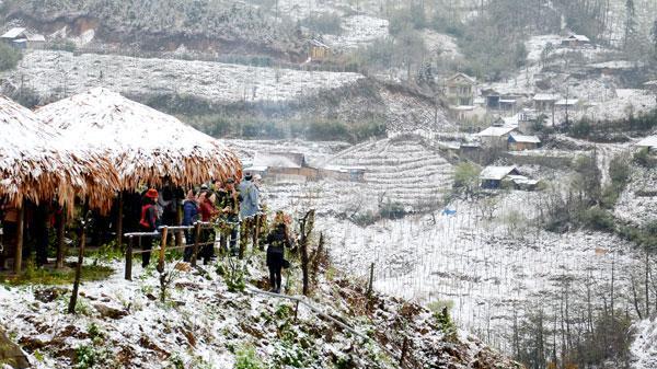 Tháng 12 sẽ diễn ra Lễ hội mùa đông Sa Pa
