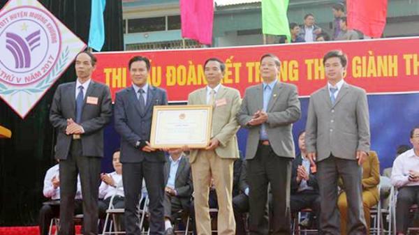 Lễ cúng rừng của Lào Cai được công nhận là di sản văn hóa phi vật thể cấp quốc gia