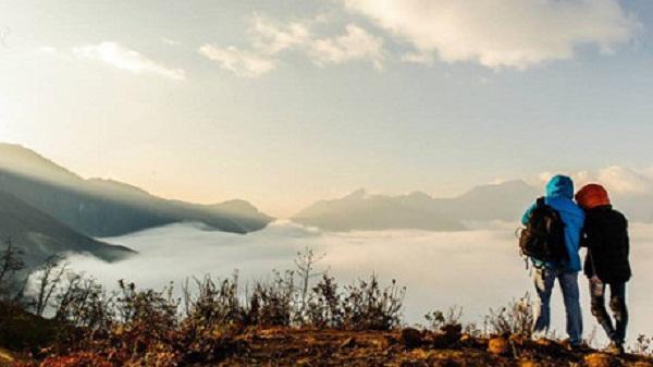 Mùa săn mây phía Bắc bạn đừng nên bỏ lỡ