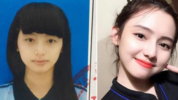 Tăng 8kg so với thời cấp 2, cô bạn Long An dậy thì trên cả thành công!