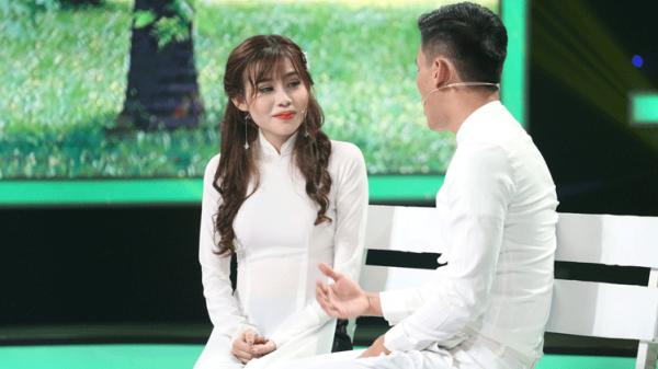 Cô gái trẻ đến từ Long An nói lời yêu với chàng trai được tỏ tình nhiều nhất chương trình Vì yêu mà đến