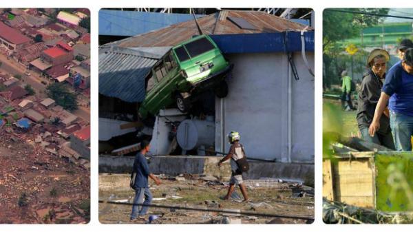 Động đất-sóng thần Indonesia: Số người ch.ết tăng lên hơn 1.200