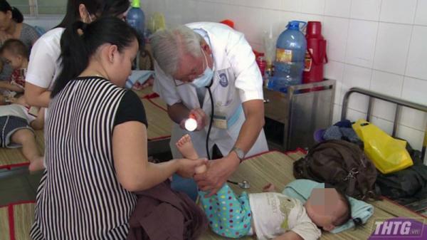 Lãnh đạo Sở Y tế tỉnh Tiền Giang: Hai bệnh nhi t.ử v.ong do mắc tay chân miệng và sốt xuất huyết