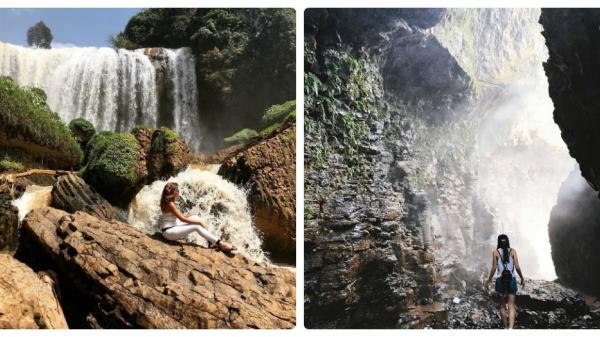 Chinh phục Thác Voi - tuyệt tác thiên nhiên nằm ở rất gần Đà Lạt thơ mộng