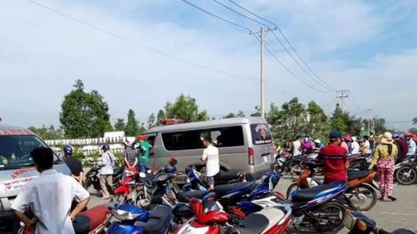Bình Dương: Nghi án người đàn ông bị sát hại bên đường