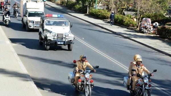 Đà Lạt: Công an phát 55 nghìn tờ rơi cảnh báo 6 loại tội phạm dịp cuối năm