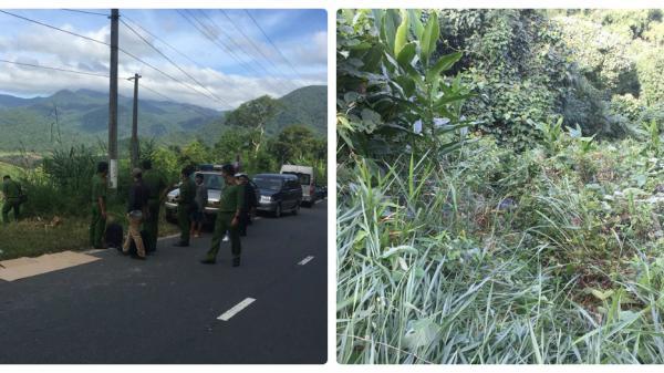 Lâm Đồng: Ghen tuông, g.i.ế.t người rồi dùng ô tô chở x.á.c ném xuống đèo ở Bình Thuận