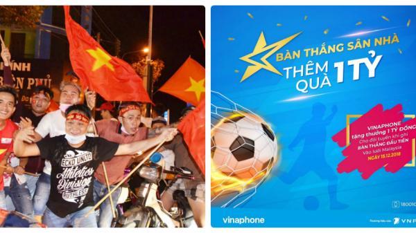 Lắp màn hình LED 15m tại Công viên TP.Tân An cổ vũ chung kết lượt về AFF Cup 2018 giữa Việt Nam và Malaysia