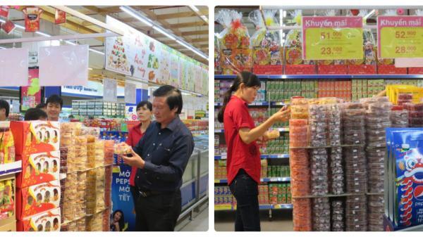 TP.Tân An sẵn sàng nguồn hàng phục vụ mua sắm Tết