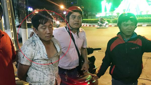 Kẻ trộm ngụ tại Long An bị 'hiệp sĩ' bắt khi đưa xe sang Campuchia bán
