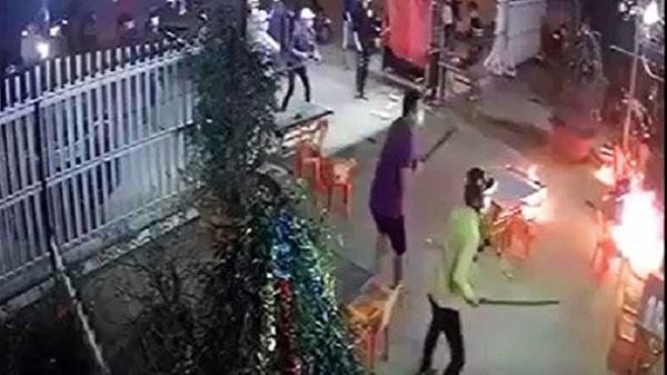 Truy tìm 3 thanh niên truy s.át nhiều người thương v.ong tại quán nhậu