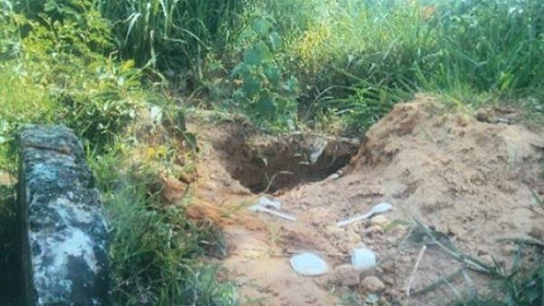 Binh Dương: Người dân bức xúc vì đối tượng đào trộm mộ 'nhởn nhơ'