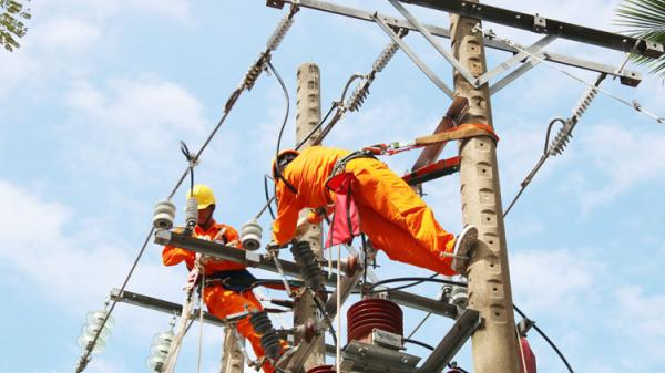 Cần Thơ: Lịch ngừng cung cấp điện từ ngày 08/04/2019-15/04/2019