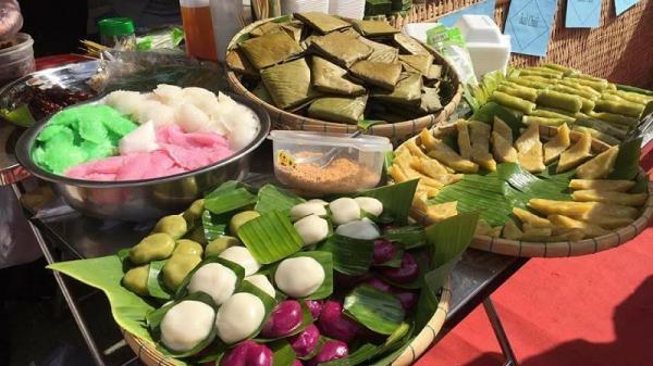 """Cần Thơ: Lễ hội bánh dân gian Nam bộ 2019 """"Kỳ thú hương sắc Phương Nam"""""""
