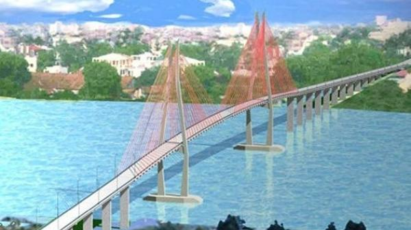 Cầu Vàm Cống 5.700 tỷ đồng sẽ được thông xe vào cuối tháng 5