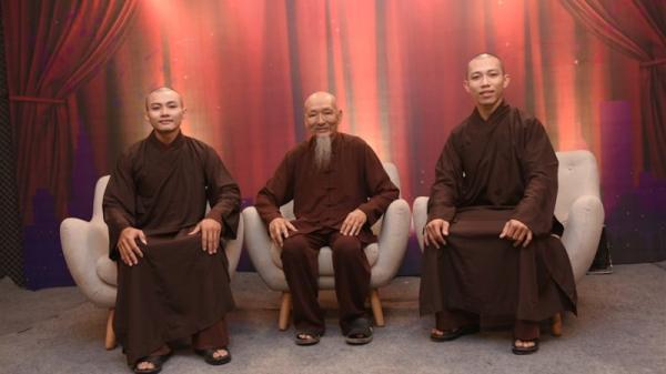 Long An: 2 sư thầy 'triệu view'  không thuộc Giáo hội Phật giáo