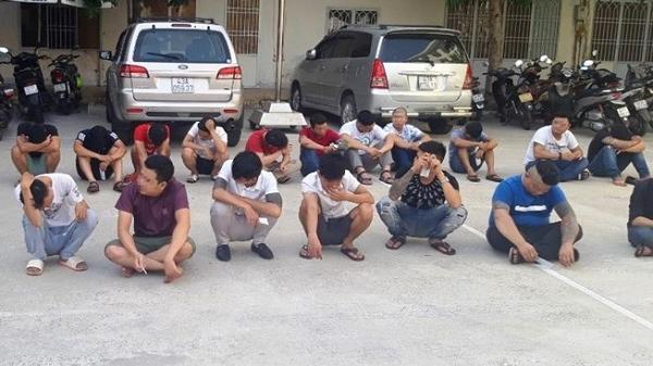 Đà Nẵng: Hàng chục người dính m.a t.úy trong quán karaoke