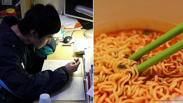 Cậu sinh viên qua đời vì ung thư dạ dày, nguyên nhân đến từ việc ăn mì thường xuyên mỗi đêm