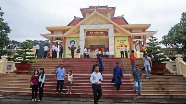 Long An: Kỷ niệm 149 năm Ngày hy sinh Anh hùng dân tộc Nguyễn Trung Trực