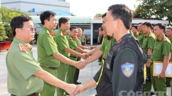 Long An: Phối hợp hiệu quả các lực lượng chức năng trong phòng chống tội phạm
