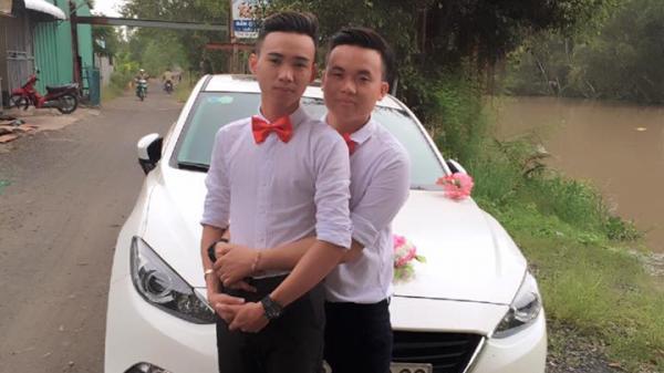 Cặp đôi đồng tính nam tổ chức đám cưới gây xôn xao cộng đồng mạng