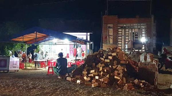 Bình Thuận: Mâu thuẫn trên bàn nhậu, thợ hồ đâm chết chủ nhà